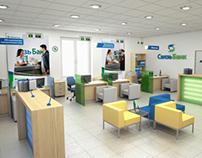 Sviazbank interior