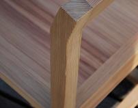folding chair for 18KARAT
