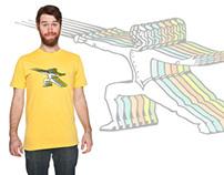 Fencing T-Shirt Design