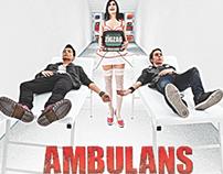 AMBULANS Band, Album Design & Photo shoots