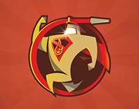 """Логотип """"Агент пожарной безопаснос"""
