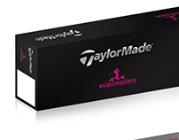 Création & Exécution Boite Taylormade / Evian Masters