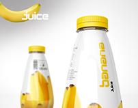 PET bottle for Juice