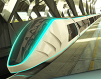 Maglev train Shark 2020 HS-530