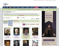 JDate   Web Campaign