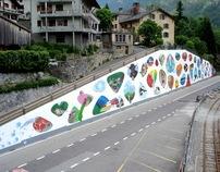 Finhaut // My Biggest Graffiti