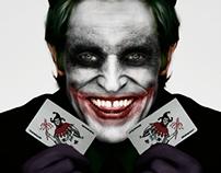 Digital Makeup - Joker