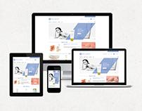 Bellezzas responsive e-commerce