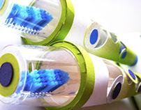 Toothbrush packaging