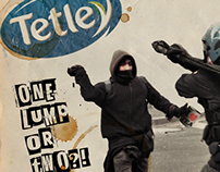 Tetley Brew Revolution