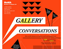 MoMA Poster Design