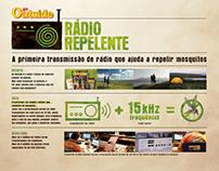 Radio Repelente - Go Outside