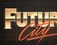 Future city records - Artwork