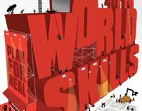 World Skills 2009 Poster