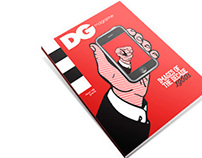DG Magazine Cover