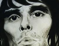 Ian Brown Sketch..