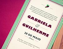 Gabriela & Guilherme