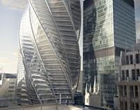 Architecture & Environment Concept Art