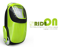 Ride On (carriage bag)