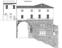 Piglio (FR), historic center - Restoration project