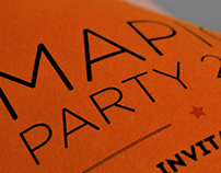 Mapic 2012. Invitation