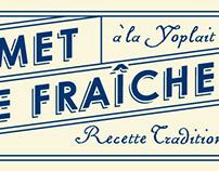 Yoplait Gourmet Crème Fraîche