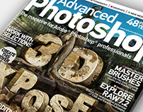 Advanced Photoshop Cover / Tutorial