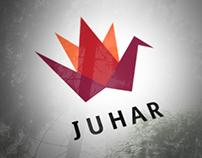 JUHAR logo / 2012
