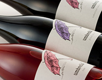 Umbrella Wines by the Labelmaker