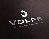 VOLPE Night Club Branding