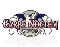 Carpe Noctem (Seize the Night) Logo