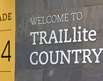 TRAILlite Motorhomes Advertising and Brand