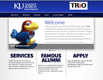 KU Talent Search Website