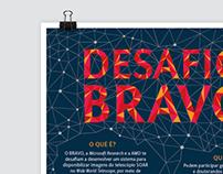 BRAVO Brazilian Virtual Observatory