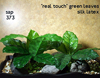 """""""real touch"""" lvs., silklatex, 102012, ron beck designs"""