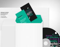 OXIDIZZY - corporate stationery set
