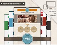Vintage Responsive Wordpress Theme