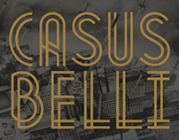 """Fabri Fibra """"Casus Belli EP"""" (Cd Cover)"""