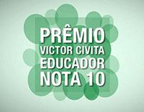 Prêmio Victor Civita Educador Nota 10