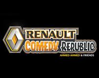 RENAULT Comedy Republic