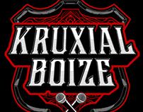 Kruxial Boize Logo