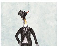 Pinguim / Ouriço Cacheiro