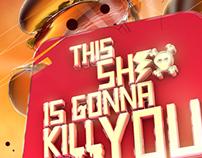 FragmentZ -This Shit Is Gonna Kill You