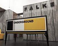FALKE UNDERGROUND