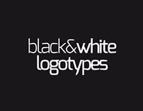 Black & white logotypes
