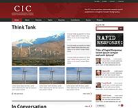 The CIC- RWD-(Responsive Design)