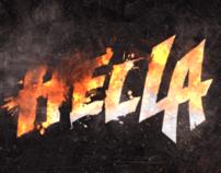 HEL-LA Logo Reveal