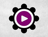 Icon Design for Circular Media Player
