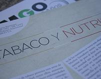Arte y diseño Revista de Salud -IMGO-