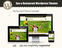 Spa Treats - Responsive Wordpress Theme